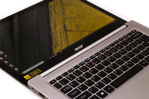 acer swift 3 8gen flat hinge