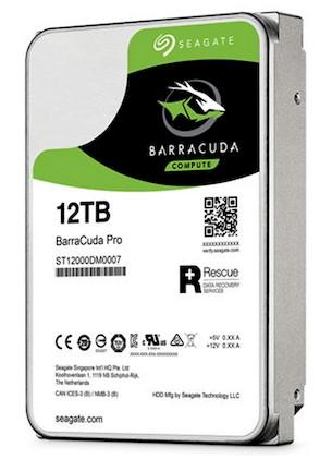 seagate barracuda pro 12tb