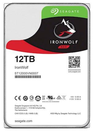 seagate iron wolf 12tb 2