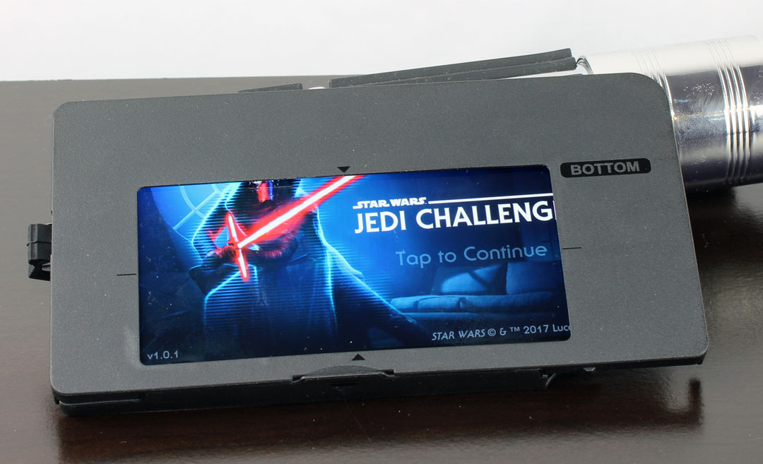 Lenovo Star Wars: Jedi Challenges Review: Battling Darth Vader In AR