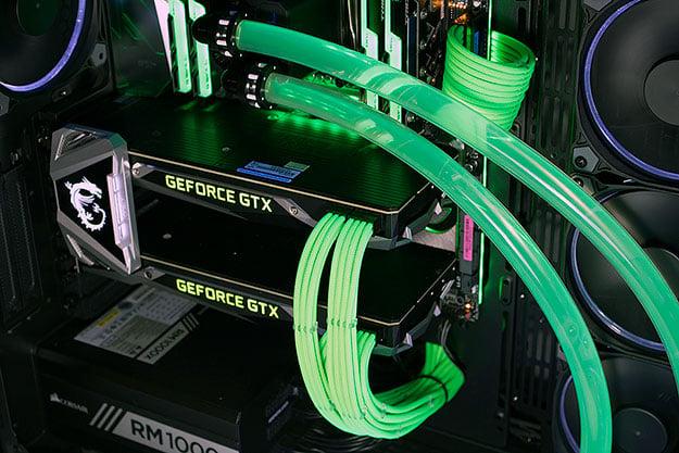 Xidax X-8 GPUs