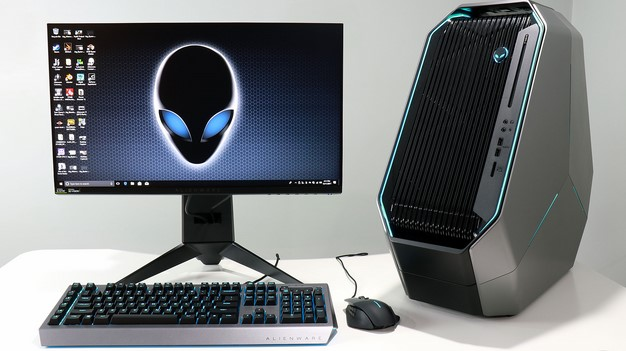 Alienware Area 51 complete system