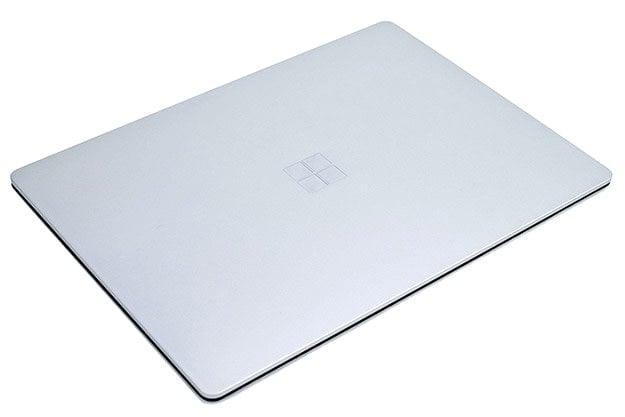 Microsoft Surface Closed Angle