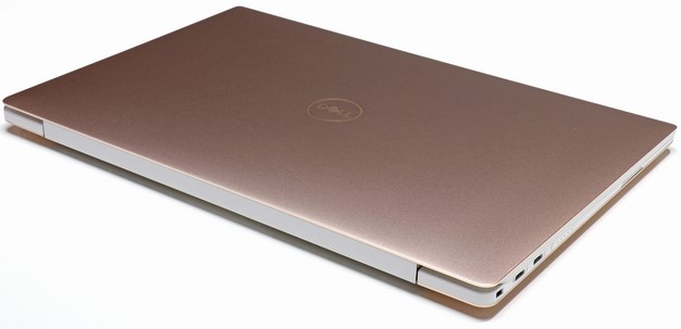 Dell XPS 13 2018 top back edge