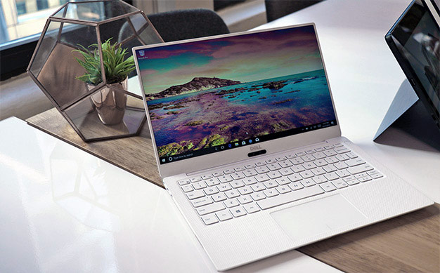 Dell XPS 13 (9370) Alpine White/Rose Gold