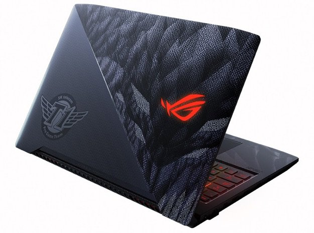 asus stric laptop