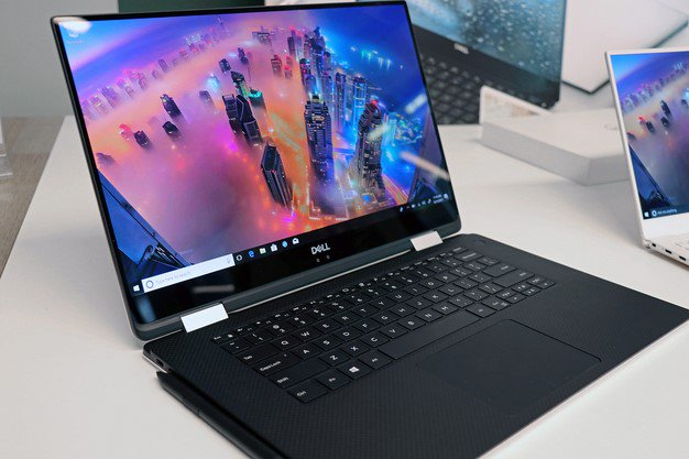 Dell XPS 15 Two In One Close Up