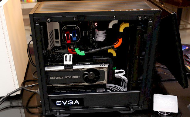evga clc bends