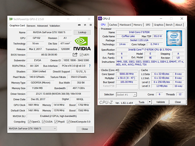Origin PC Millennium Overclock