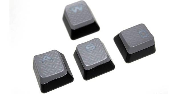 lux rgb keycap