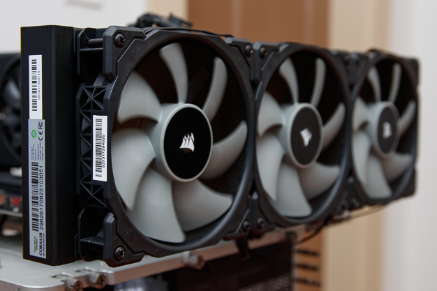 Corsair AIO Liquid Cooler Round-Up: Ryzen Overclocking Explored