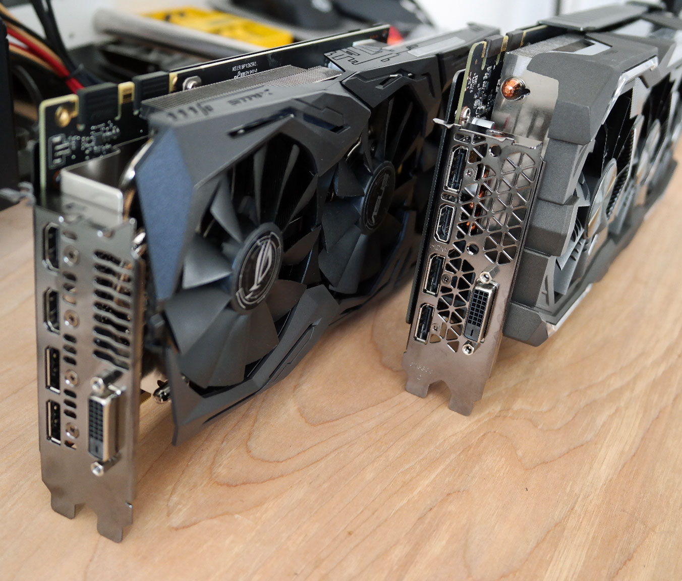 NVIDIA GeForce GTX 1070 Ti Shoot-Out: ASUS Strix And Zotac AMP Extreme