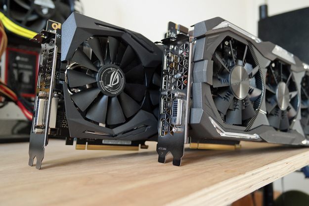 NVIDIA GeForce GTX 1070 Ti Shoot-Out: ASUS Strix And Zotac