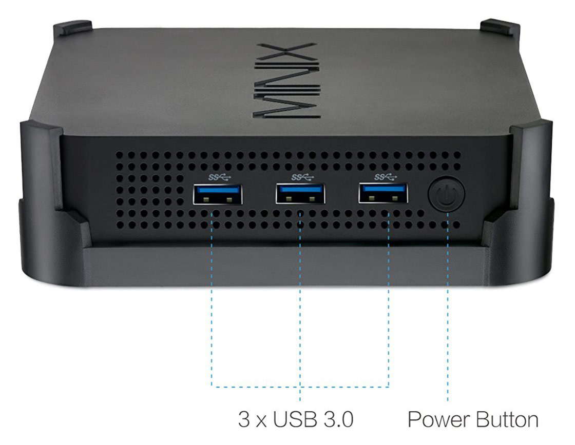 MINIX Neo N42C-4 Mini-PC Review: A Palm-Sized Quad-Core With Windows 10 Pro