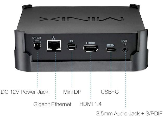 minix n42c ports