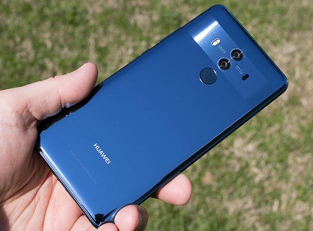 Huawei Mate 10 Pro Back