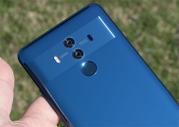 Huawei Mate 10 Pro Fingerprint Sensor
