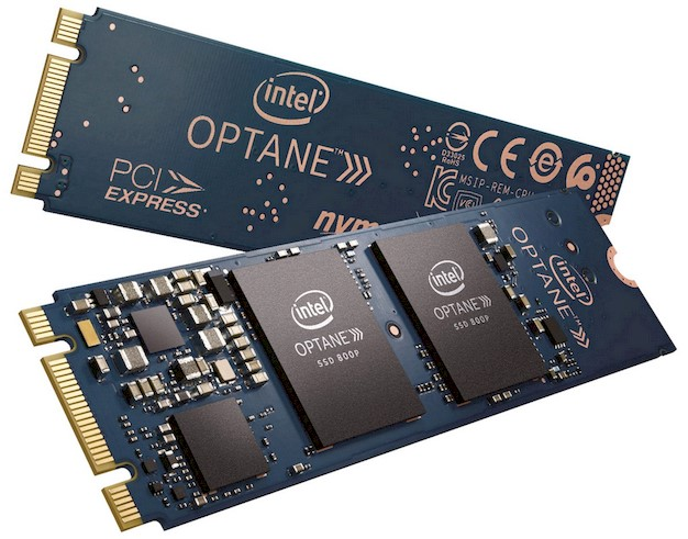 intel optane 800p pair