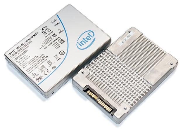 intel ssd 4510 drives