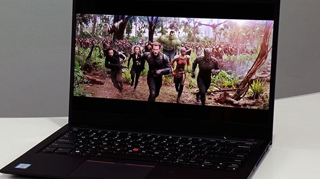 X1 Carbon 2018 Infinity War Trailer