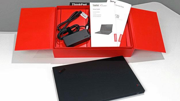 bento box Lenovo ThinkPad X1 Carbon 6th Gen