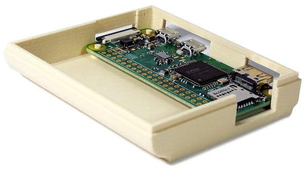 pi inside case