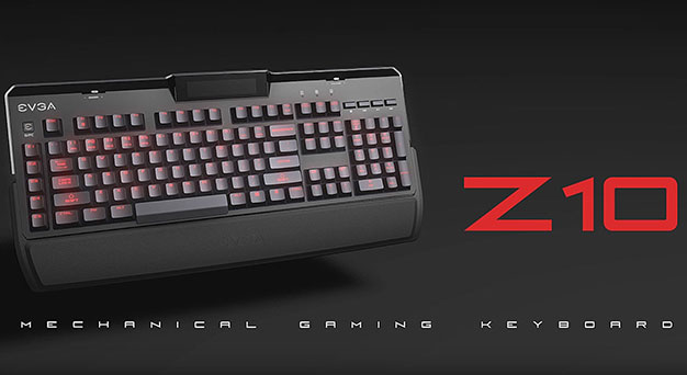 EVGA Z10 Mechanical Gaming Keyboard