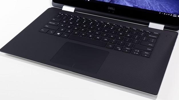 XPS 15 2 in 1 keyboard