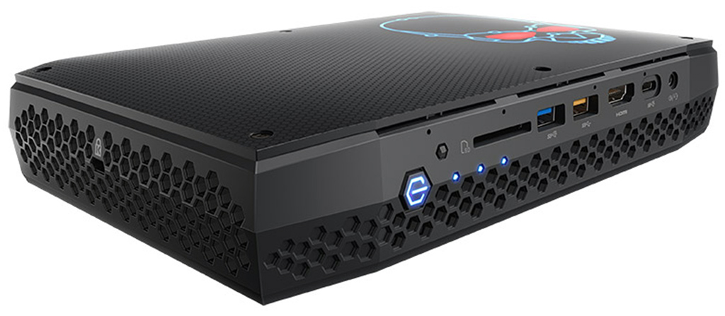 Intel Hades Canyon NUC8i7HVK Review: Pint-Sized Gaming Powerhouse