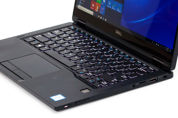 Dell Latitude 7390 2in1 Right Side Wide