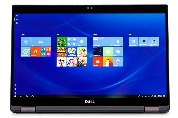 Dell Latitude 7390 2in1 Tablet Mode