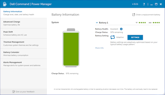 dell power manager 1
