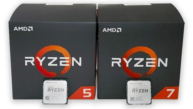 AMD 2nd Gen Ryzen Review: 2700X And 2600X Deliver More Performance