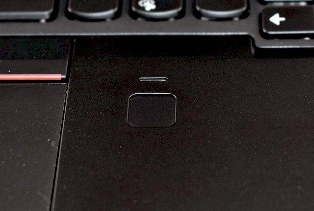 Thinkpad fingerprintReadera
