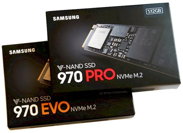 samsung ssd 970 boxes