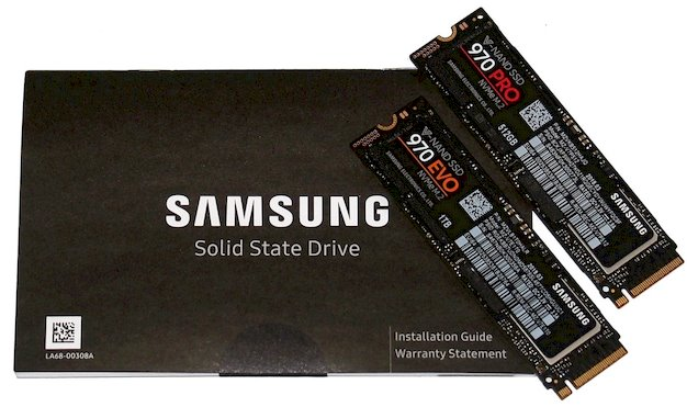 samsung ssd 970 bundle