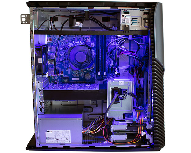 Dell Inspiron Gaming Desktop 5680 Inside