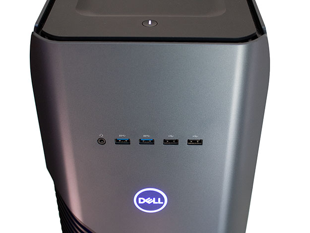 Dell Inspiron Gaming Desktop 5680 Ports