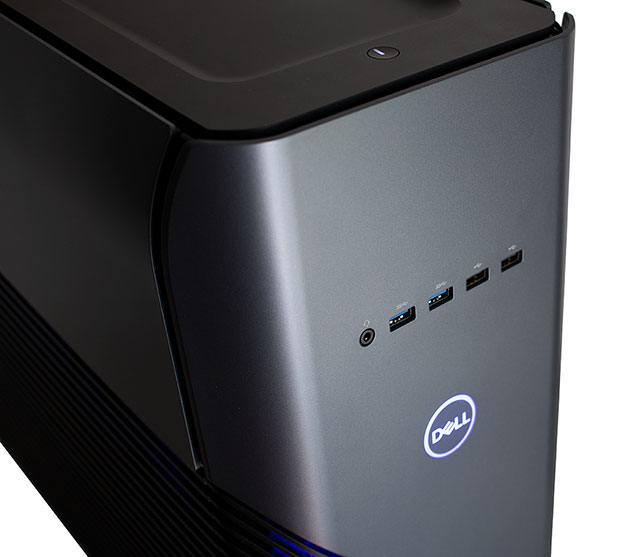 Dell Inspiron Gaming Desktop 5680 Closeup
