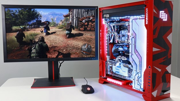 Maingear F131 Gaming PC
