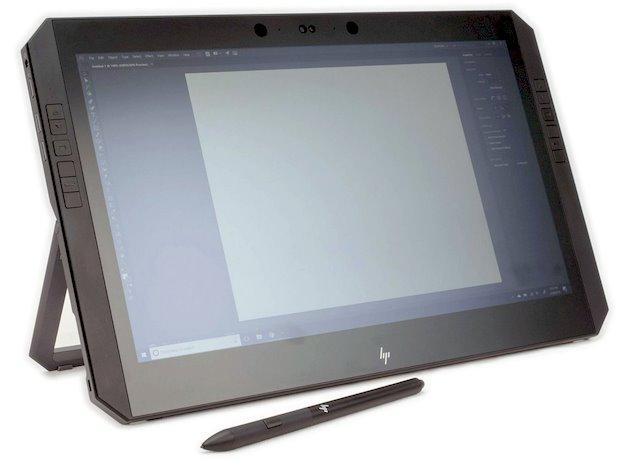 HP Zbook X2 G4 illustrator