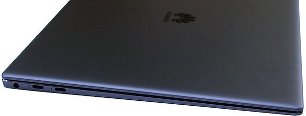 Huawei MateBook X Pro Ports Left