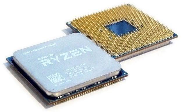 ryzen 2600 and 2700 2