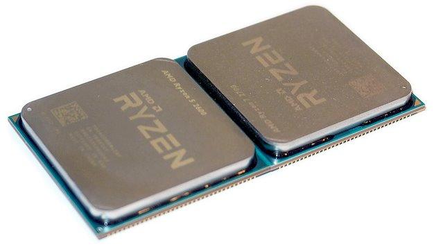 ryzen 2600 and 2700 5