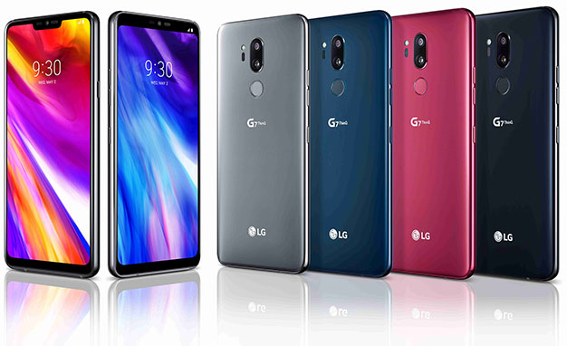 LG G7 ThinQ Range