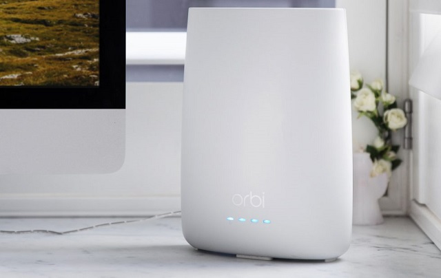 NETGEAR Orbi Mesh Router With Cable Modem Review: Blanketing