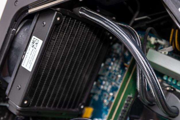 Alienware Area 51 R5 CPU Radiator
