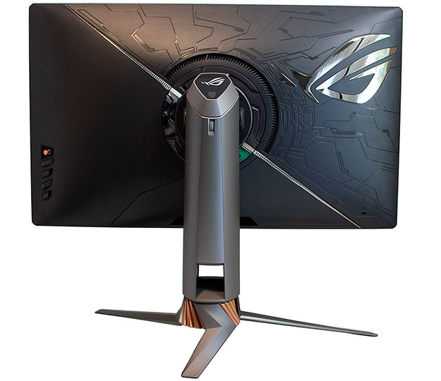 ASUS ROG Swift PG27UQ Back