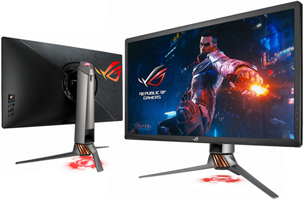 ASUS ROG Swift PG27UQ Monitor Review: Glorious 4K HDR, 144Hz