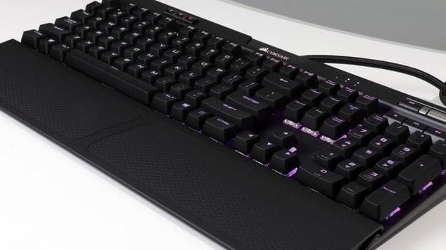 Corsair K70 RGB MK2 keyboard